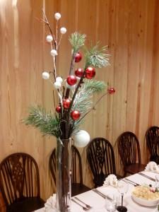 Kukli Kalėdinė puokštė