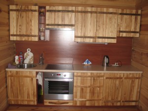 Virtuvė name Aidas